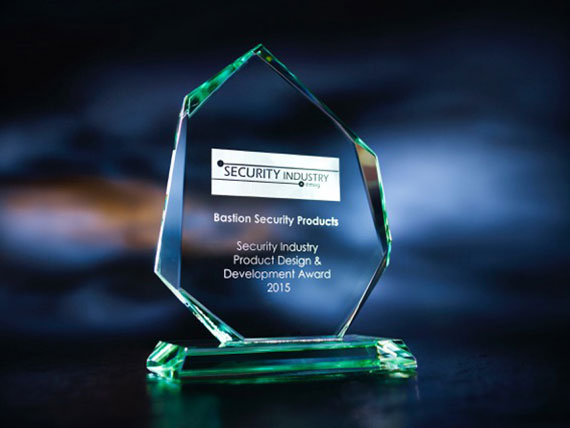 Security Industry Product Design & Development Award